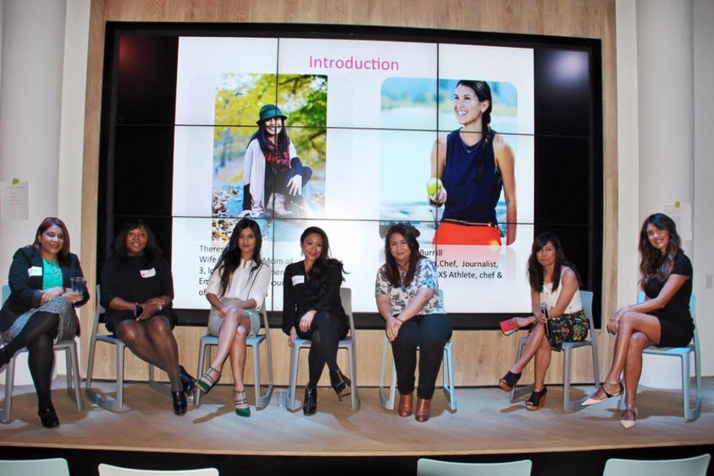 Real talk and real inspiration at Fire Dash Media's 'Power of Sisterhood' event